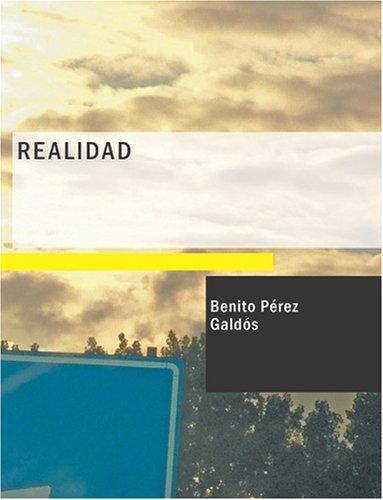 Realidad (Large Print Edition)