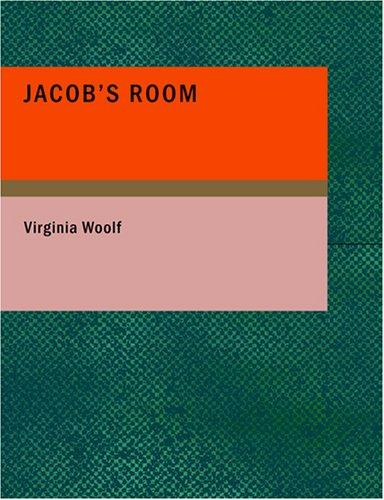 Jacob's Room (Large Print Edition)