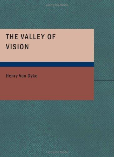 The Valley of Vision (Large Print Edition)