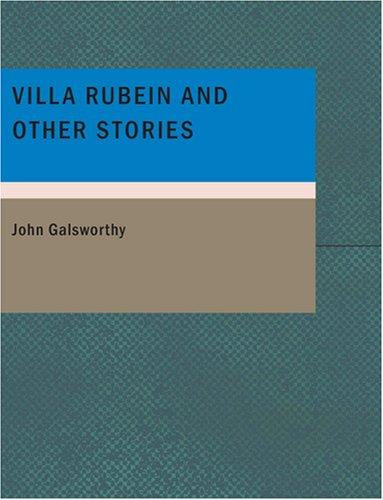 Villa Rubein and Other Stories (Large Print Edition)