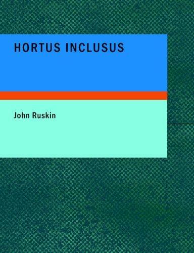 Hortus Inclusus (Large Print Edition)