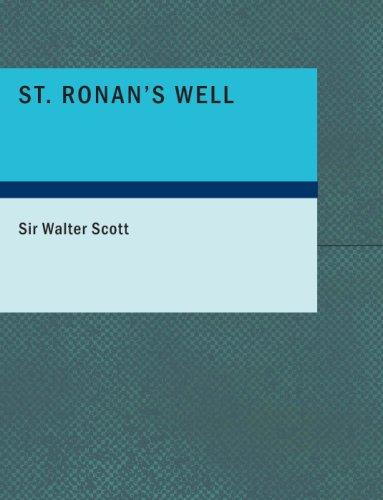 St. Ronan's Well (Large Print Edition)