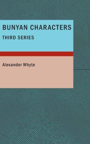 Download Bunyan Characters- Third Series