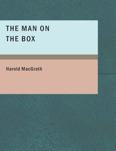 Man on the Box (Large Print Edition)