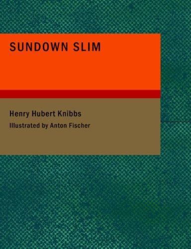 Sundown Slim (Large Print Edition)