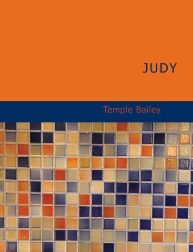 Judy (Large Print Edition)