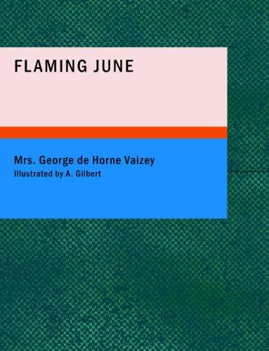 Download Flaming June (Large Print Edition)