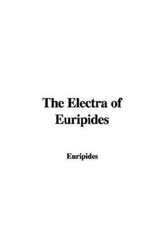 Download The Electra of Euripides