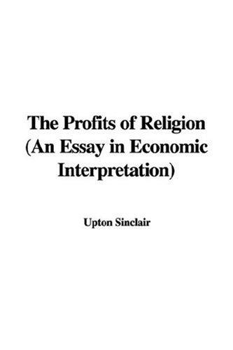 Download The Profits of Religion (An Essay in Economic Interpretation)