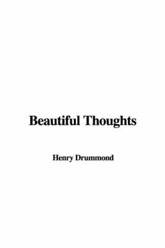 Download Beautiful Thoughts