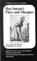 Download Ben Jonson's plays and masques