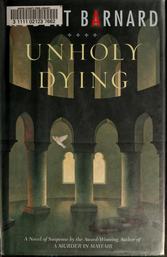 Download Unholy dying