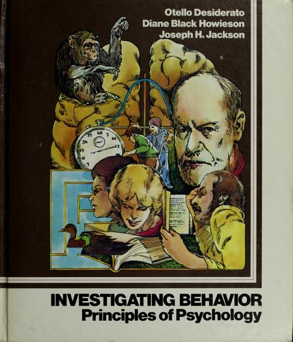 Investigating Behavior