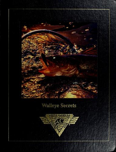 Walleye secrets by Dick Sternberg