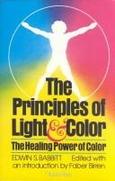 Download The principles of light and color