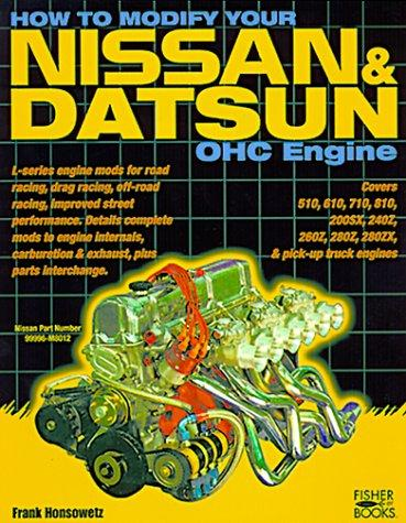 Download How to Modify Your Nissan/Datsun Ohc Engine