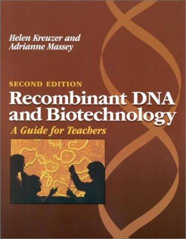 Download Recombinant DNA and biotechnology