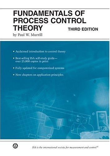 Download Fundamentals of Process Control Theory (3rd Edition)