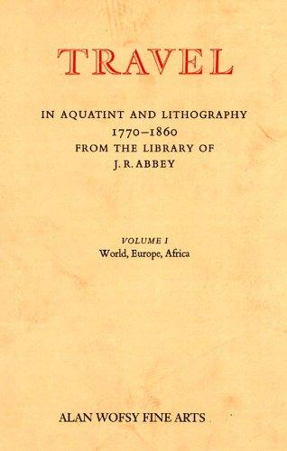 Download Travel in aquatint and lithography, 1770-1860