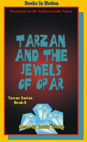 Download Tarzan and the Jewels of Opar
