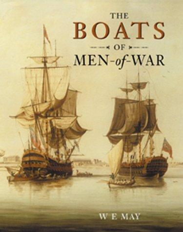 The boats of men-of-war
