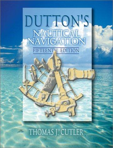 Image for Dutton's Nautical Navigation, 15th Edition