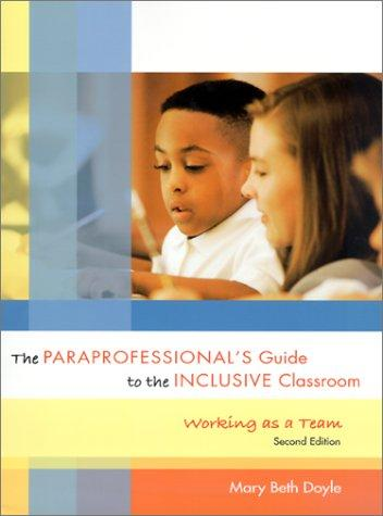 Download The paraprofessional's guide to the inclusive classroom