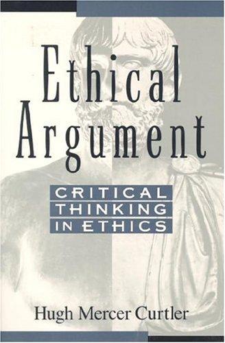 Download Ethical argument