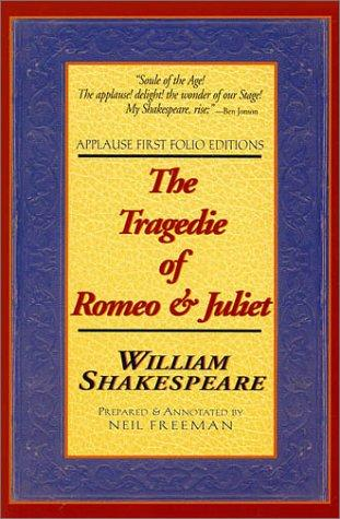 Download The tragedie of Romeo and Juliet