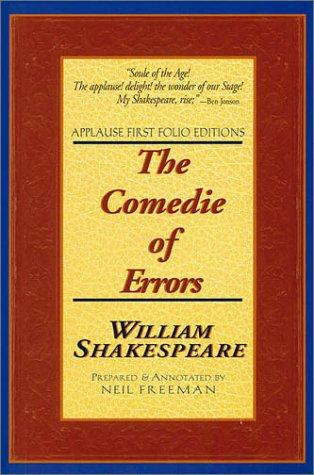 Download The Comedie of Errors