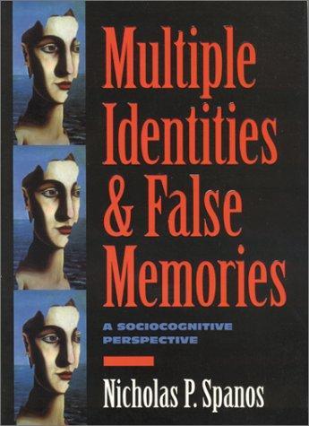 Download Multiple Identities & False Memories