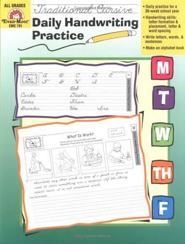 Daily Handwriting Practice