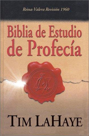 Biblia De Estudio De Profecia