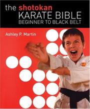 Thumbnail of The Shotokan Karate Bible: Beginner to Black Belt