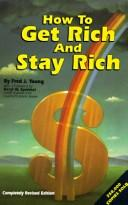 How to get rich and stay rich
