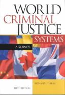 Download World criminal justice systems
