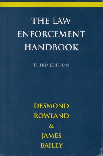 Download The The Law Enforcement Handbook