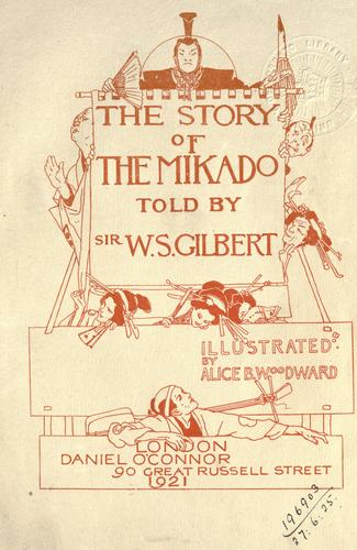The story of The Mikado.