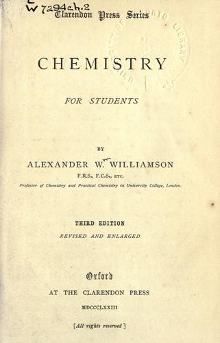 Download Chemistry for students.