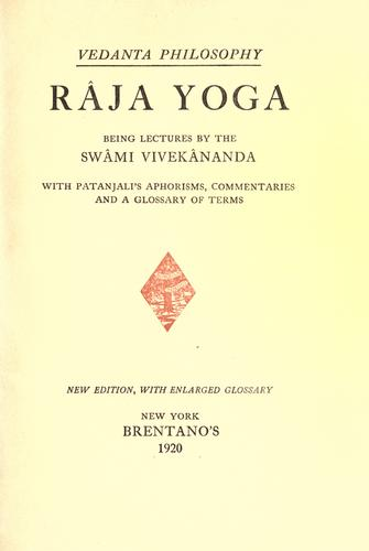 Download Râja yoga