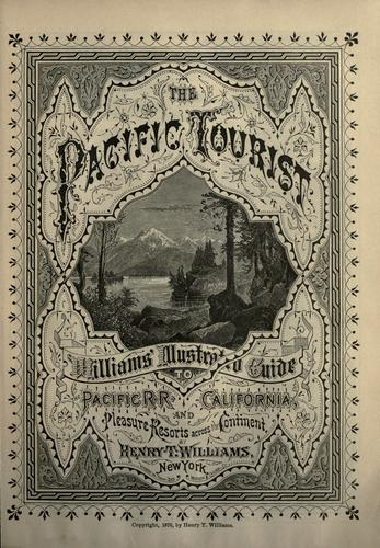The Pacific tourist