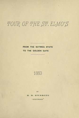 Download Tour of the St. Elmo's