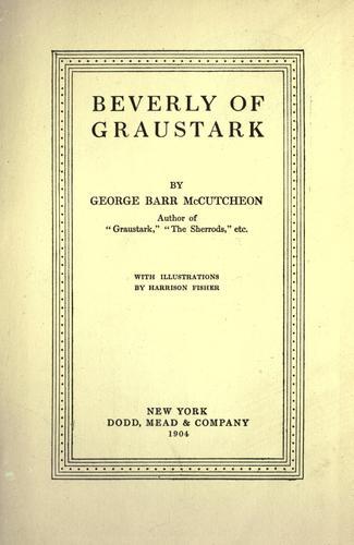Beverly of Graustark.