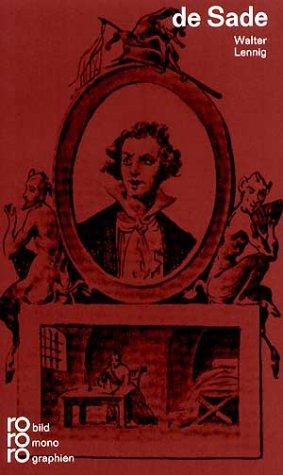 Download Marquis de Sade mit Selbstzeugnissen und Bilddokumenten