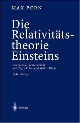 Download Die Relativitätstheorie Einsteins