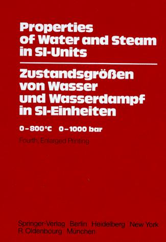 Download Properties of Water and Steam in Si-Units