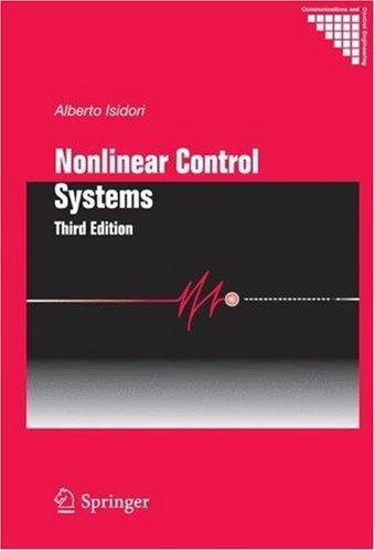 Download Nonlinear control systems