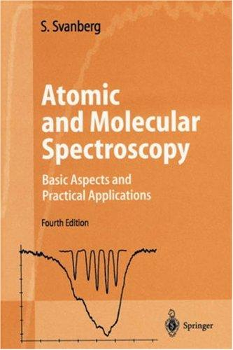 Download Atomic and Molecular Spectroscopy