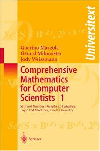 Download Comprehensive mathematics for computer scientists