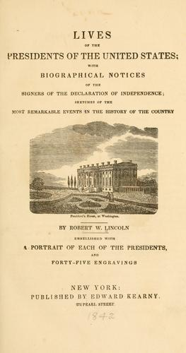 Download Lives of the Presidents of the United States